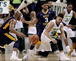 Number Four Hits Big Four For WVU