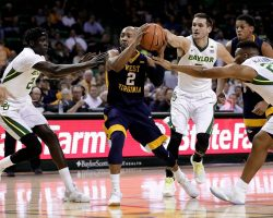 WVU Takes Counter-Punch, Hits Back At Baylor In Road Victory