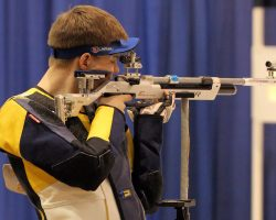 Rifle Team Gets First Seed In NCAA Rifle Championships