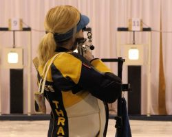 West Virginia Wins Conference Rifle Title