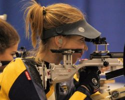 Milica Babic Rides Momentum Role For WVU Rifle