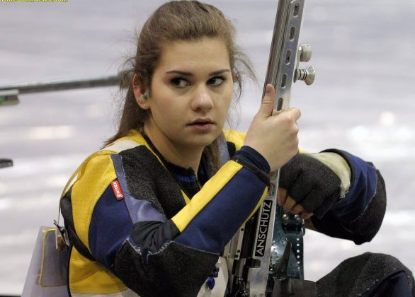 Mountaineers Shoot Straight At USA National Championships