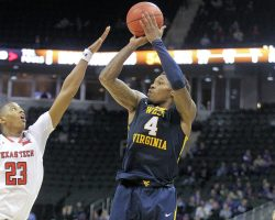 Sweet-Shooting Racers Present Challenge For WVU