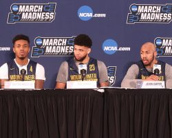 Esa Ahmad Rebounds From Slow Start To Help Push WVU Past Murray State