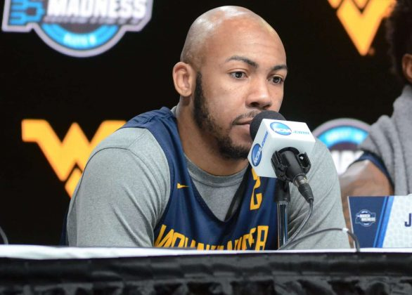 Jevon Carter Meets The Media In Memphis