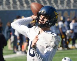 Grier Isn't The Only Quarterback Progressing In WVU's Offense