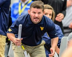 WVU Announces That Wrestling Coach Will Not Be Retained