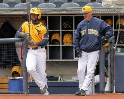 Midweek Work Completed, WVU's Mazey Looks to Oregon State Series