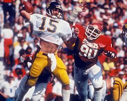 Blue & Gold Classic Game Of The Week: 1982 West Virginia at Oklahoma