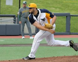 WVU's Manoah Hits Half-Dozen All America Honors