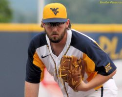 Myers Relishes WVU's Unconventional Pitching Move