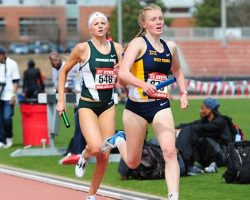 Seven Mountaineers Advance To NCAA Track Regionals