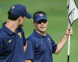 WVU Golf Headed To Louisville For NCAA Regionals
