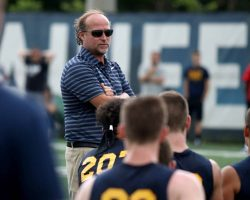Athletes Come From Far And Wide To Compete In WVU Elite One-Day Camp