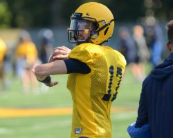 Allison Completes Jump From Scout Team To No. 2 WVU QB