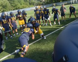 Graduate Transfers Filling Gaps on WVU Defensive Line