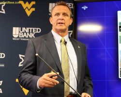 Lyons Reveals $100 Million In WVU Athletic Facilities Renovations, Construction