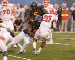 WVU Searching For Right Mix, Productivity From Linebackers