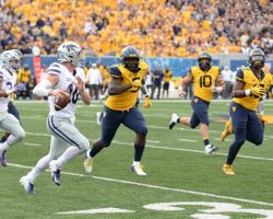 WVU's Rose Sees The Basics As Keys To Oklahoma State Game
