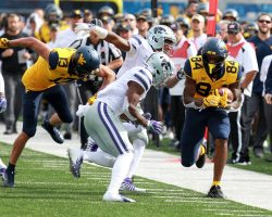 WVU's Haskins Hopes To Continue Path Blazed By Wesco