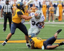 Healthy Again, Tonkery Anchoring WVU Defense