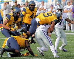 Position Moves Yield Versatility On WVU Defense