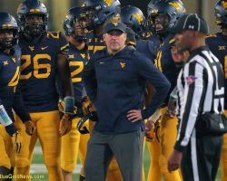 Performance, Not Size, Key for WVU Linebackers