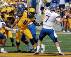 WVU's David Long: Defining The Undefinable