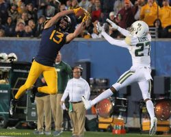 Photo Gallery I: West Virginia Mountaineers – Baylor Bears