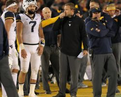 Nothing Pretty, But Plenty of Purdy, In WVU Loss