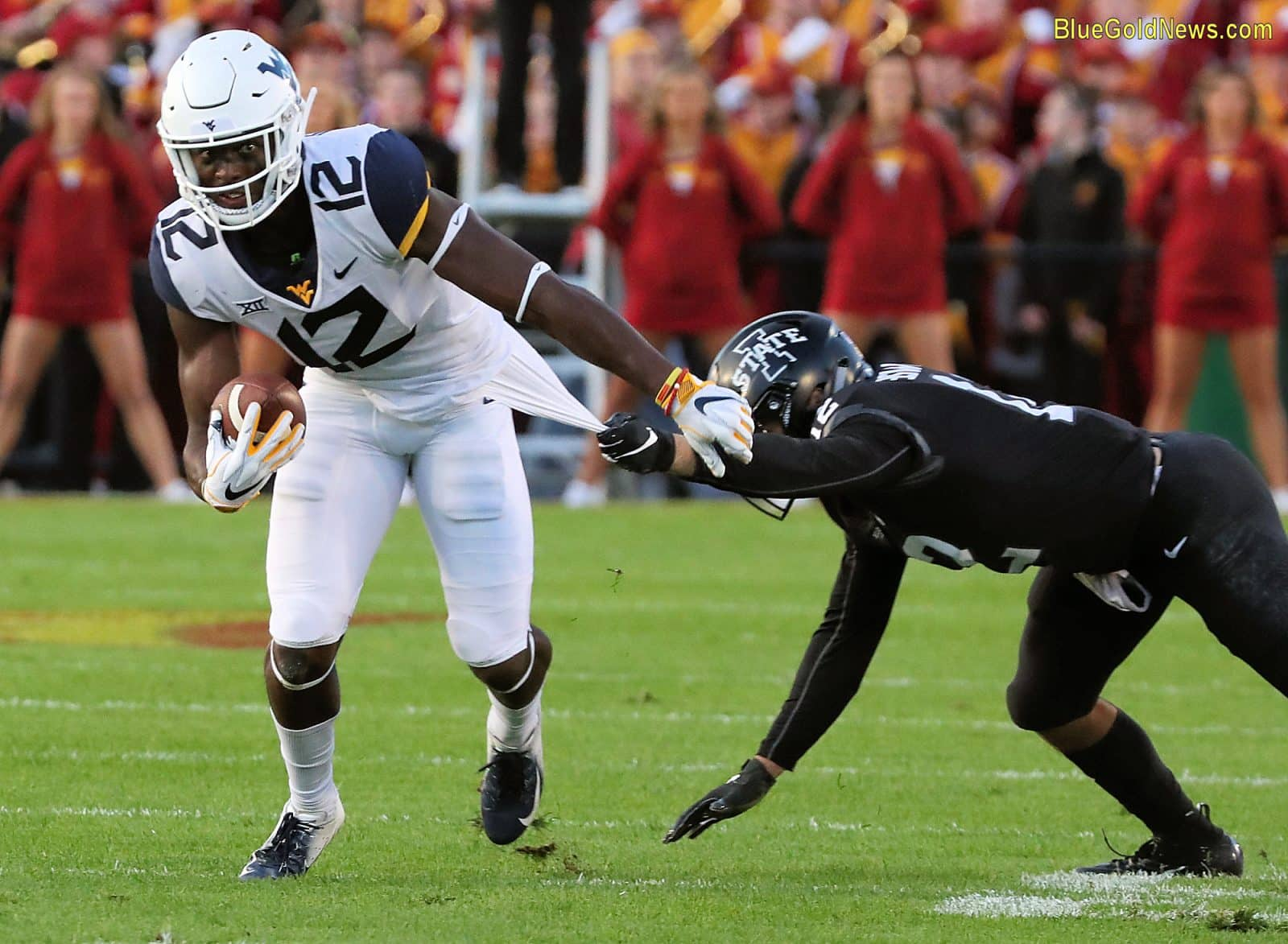 Photo Gallery I: West Virginia Mountaineers – Iowa State ...