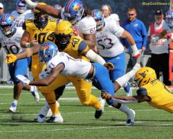 Role Reversal For Will Grier Gives WVU A Spark
