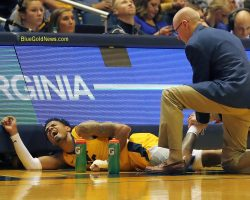 No Excuses: Injuries Have Taken Toll On WVU