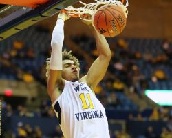 WVU's Matthews Sees Role Acceptance, Coachability As Keys To Improvement