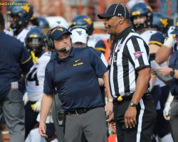 Holgorsen Monday: Conversion, Run Game And Hand Signs
