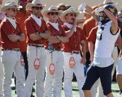 'Horns Down' Ruling Inconsistent