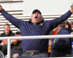Not Much To Say After WVU's Loss In Stillwater