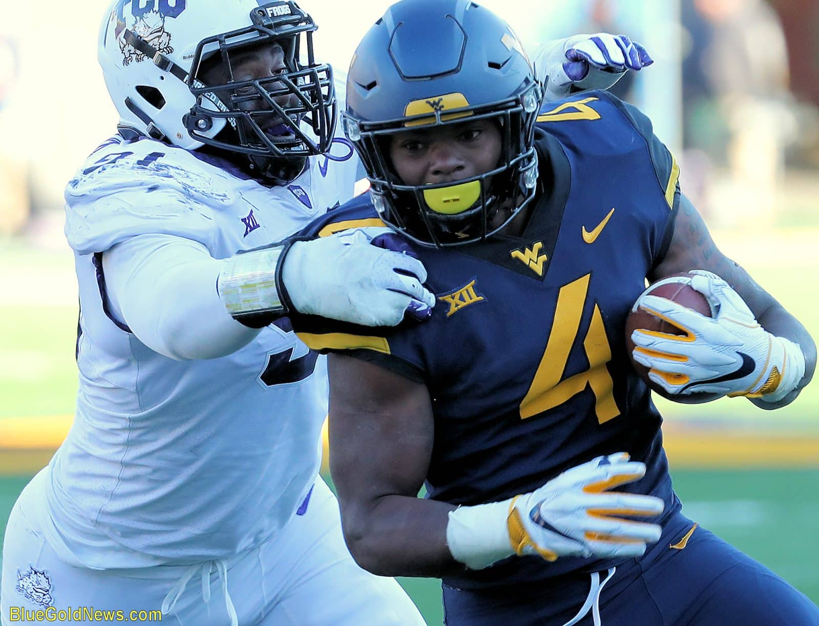 Wvu S Projected Football Depth Chart Running Backs Wvu West Virginia Mountaineers Sports Coverage Blue Gold News