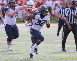 Texas – WVU: A Bit of Heat, But Not A Rivalry