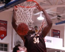 WVU Signee Oscar Tshiebwe Named To McDonald's All America Team