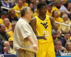 No Fixes Evident For WVU, Huggins