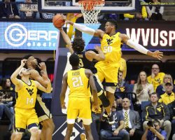 Konate's Block Party Sets Record