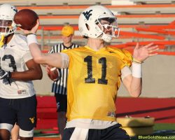Holgorsen Says The Experience Will Help WVU Moving Forward
