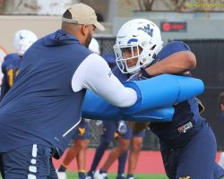 Dungey Poses Problems For WVU Defense
