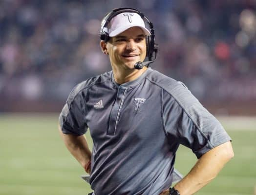 West Virginia football hires Troy coach Neal Brown to replace Dana Holgorsen