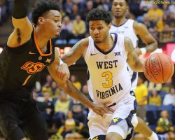 WVU's Bolden: 'We Have To Stay 10 Toes Down'