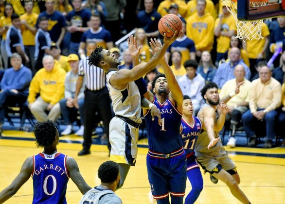 WVU, Baylor Look To Build On Upset Wins