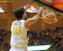 Veterans Benched, But WVU's Struggles Continue