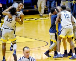 WVU, Baylor Enter Match-up Off Big Wins