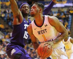 WVU Notebook: Win Over TCU Was Paint By Numbers